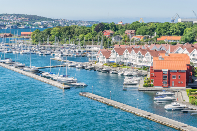 Stavanger is known as the Oil Capital of Norway given the importance of the oil industry in the region.